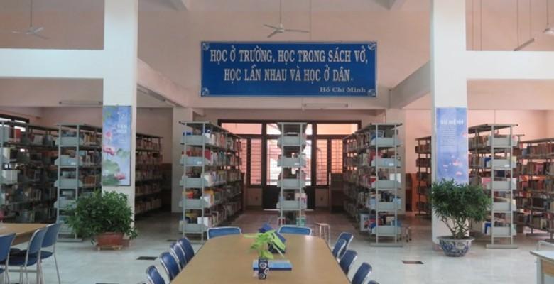 Trung tâm Thông tin, Thư viện chuẩn bị cho năm học mới 2019-2020