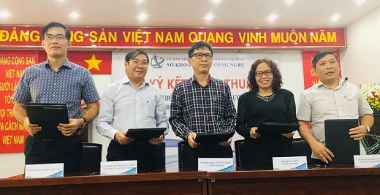 Trung tâm Thông tin, Thư viện Trường Đại học Văn hóa TP.HCM tham gia mạng lưới liên kết nguồn lực thông tin KH&CN.