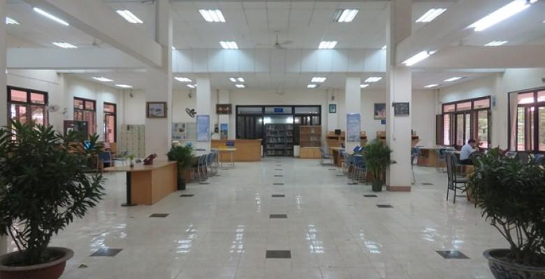 Trung Tâm Thông tin, Thư viện Trường Đại học Văn hóa TP. Hồ Chí Minh thay đổi diện mạo để thu hút người dùng tin đến thư viện
