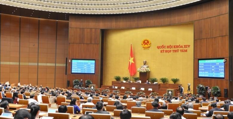 Quốc hội biểu quyết thông qua Luật Thư viện